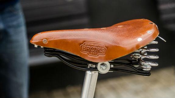 Киянин майструє унікальні дерев'яні велосипеди за $1,2 тисячі  - фото 7