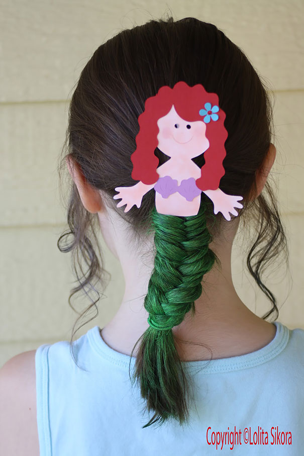 Як виглядають, найбожевільніші зачіски, які вражають - фото 5