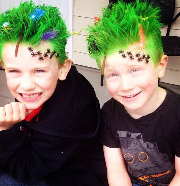 Як виглядають, найбожевільніші зачіски, які вражають - фото 8