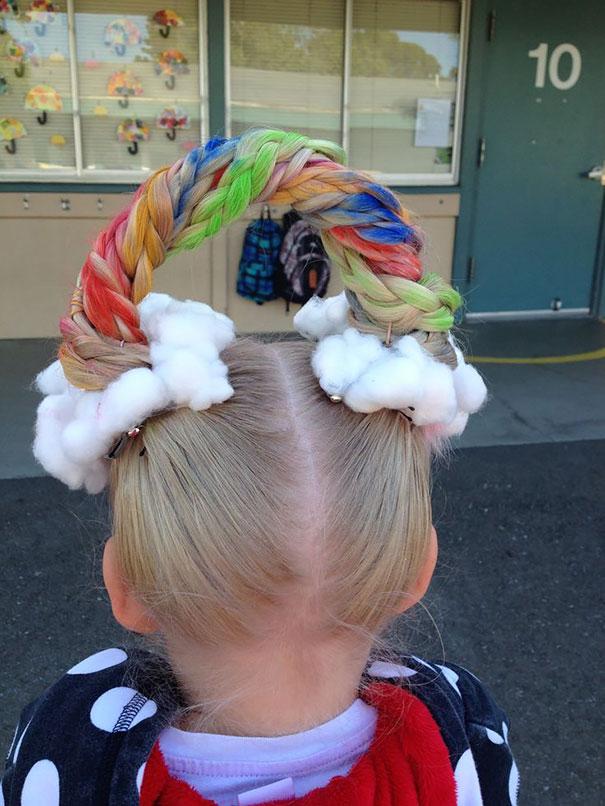 Як виглядають, найбожевільніші зачіски, які вражають - фото 7