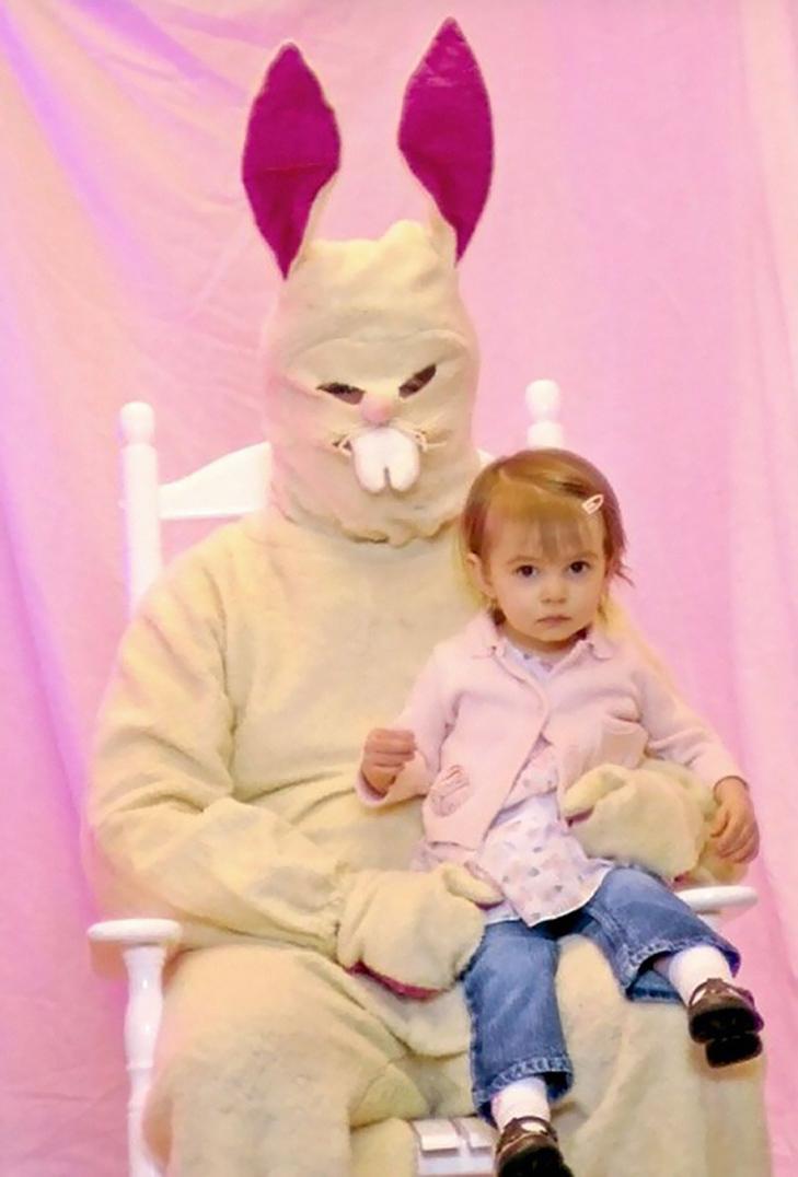 20 Великодніх зайців з ваших кошмарів - фото 3