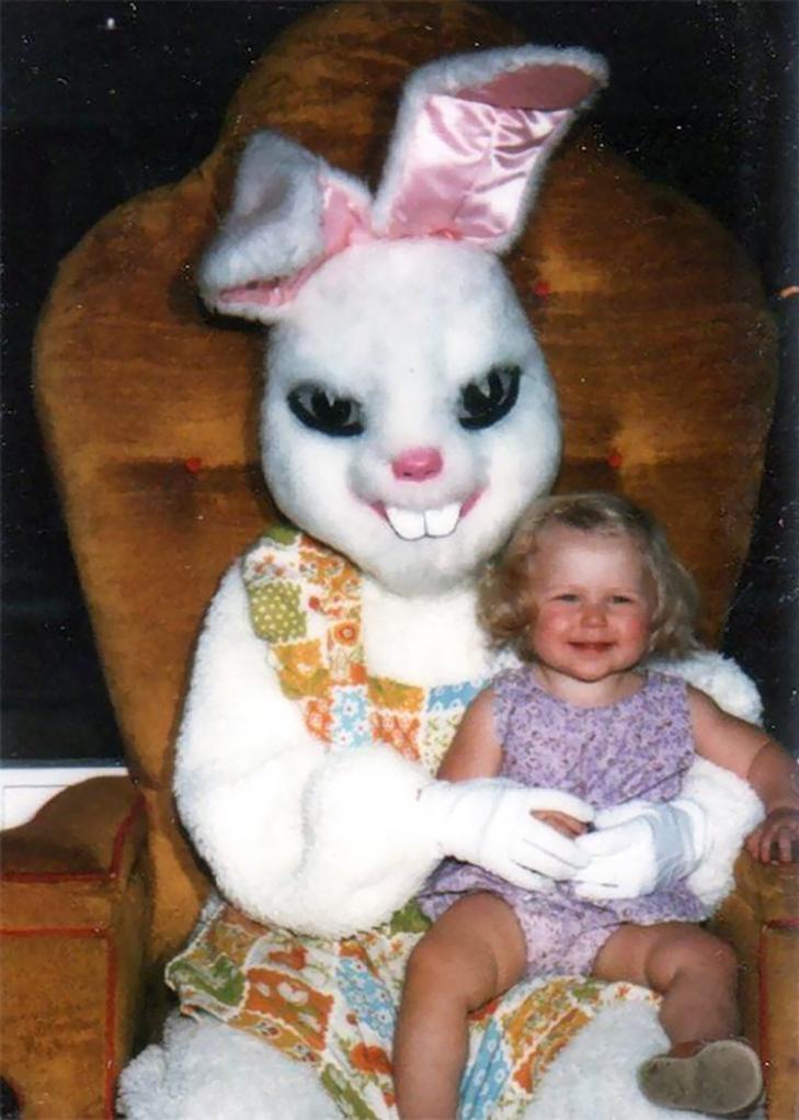 20 Великодніх зайців з ваших кошмарів - фото 4