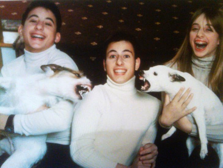 35 дуже дивних сімейних фото - фото 1
