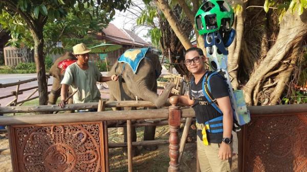 Як хлопець із рюкзаком Google пройшов пішки 500 км, щоб показати усім Таїланд - фото 1
