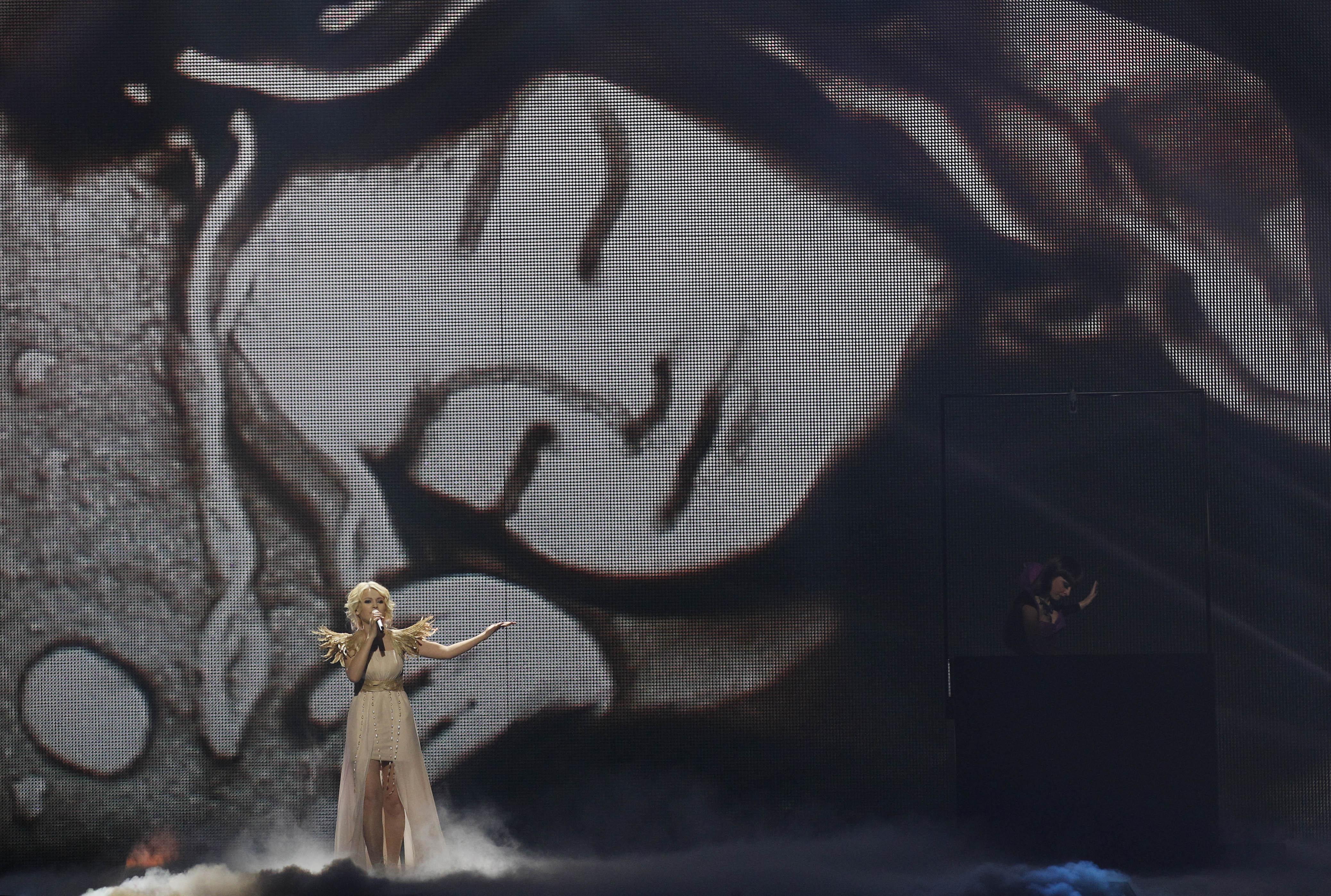 В чому і за скільки виступали українці на Євробаченні - фото 8