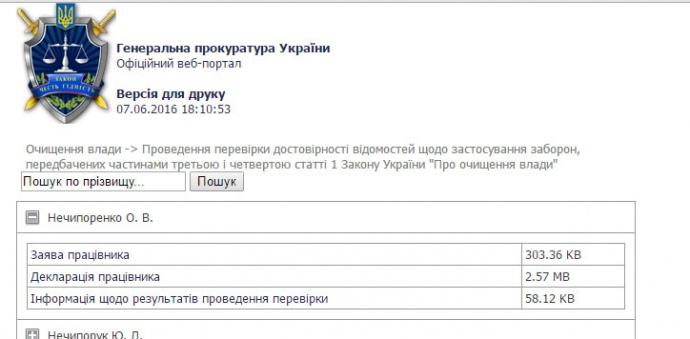 Луценко дав посаду в Генпрокуратурі сину депутата - фото 2