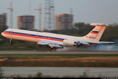 Асада привезли до Путіна російським урядовим літаком, - ЗМІ - фото 2
