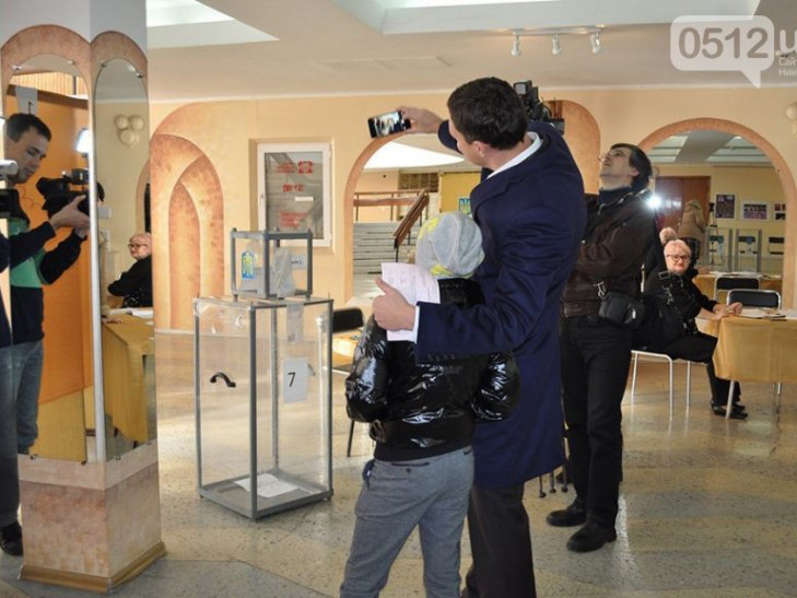 як проходив другий тур виборів у ФОТО - фото 12