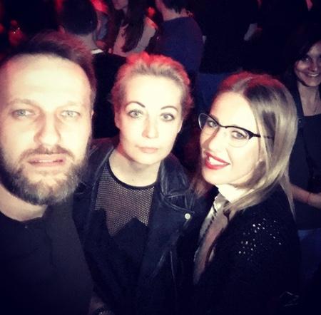 Собчак показала, як не відмовила Макаревичу та Навальному - фото 2