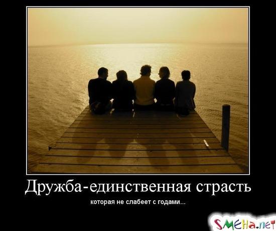 День дружби: 20 картинок і софізмів про найважливіше - фото 10