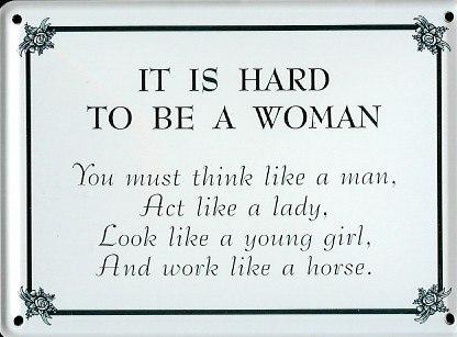 Як важко бути жінкою  - фото 22