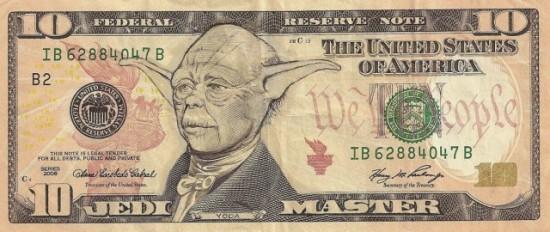 """День народження долара: ТОП-15 приколів про """"зеленого"""" - фото 6"""