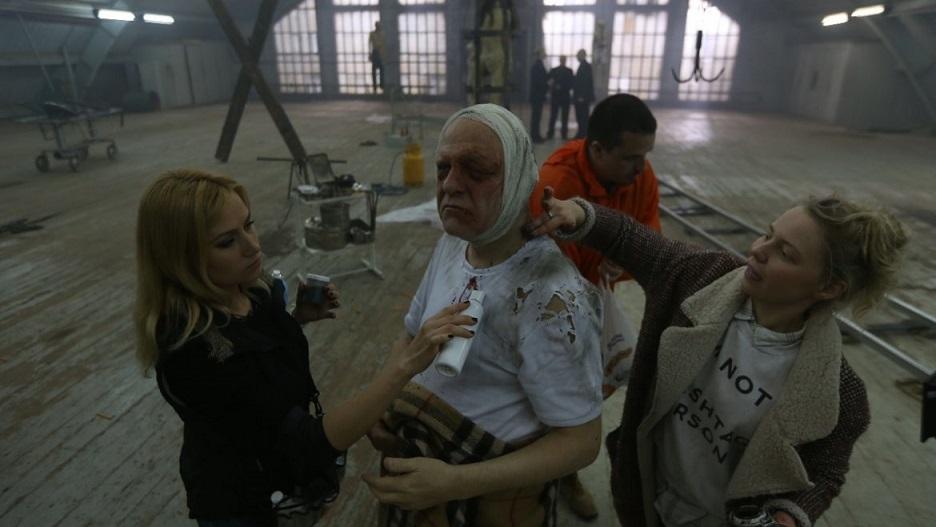 На заводі Порошенка знімають перший український фільм жахів - фото 1