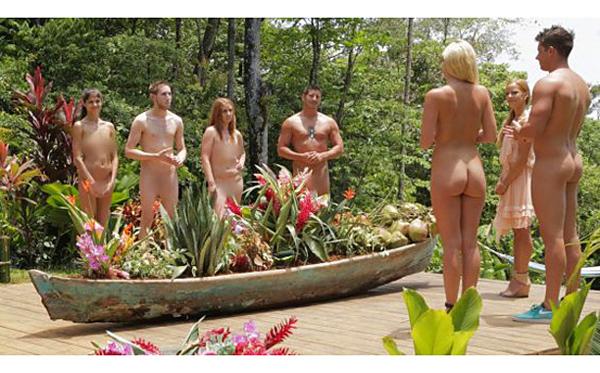 Шоу голых девушек фото