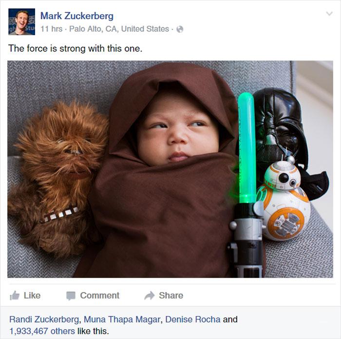 Як Цукерберг перетворив малюків з різних країн на джедаїв - фото 1