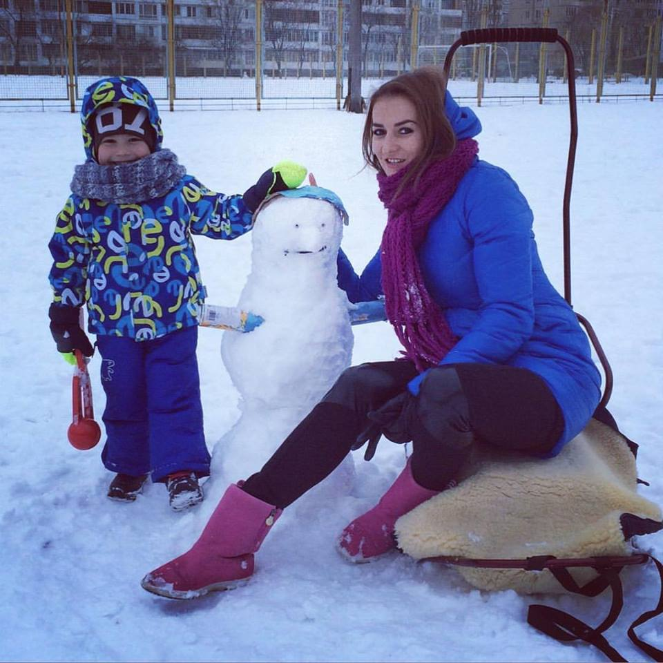 Красені і чудовиська: ТОП-10 оригінальних сніговиків - фото 8
