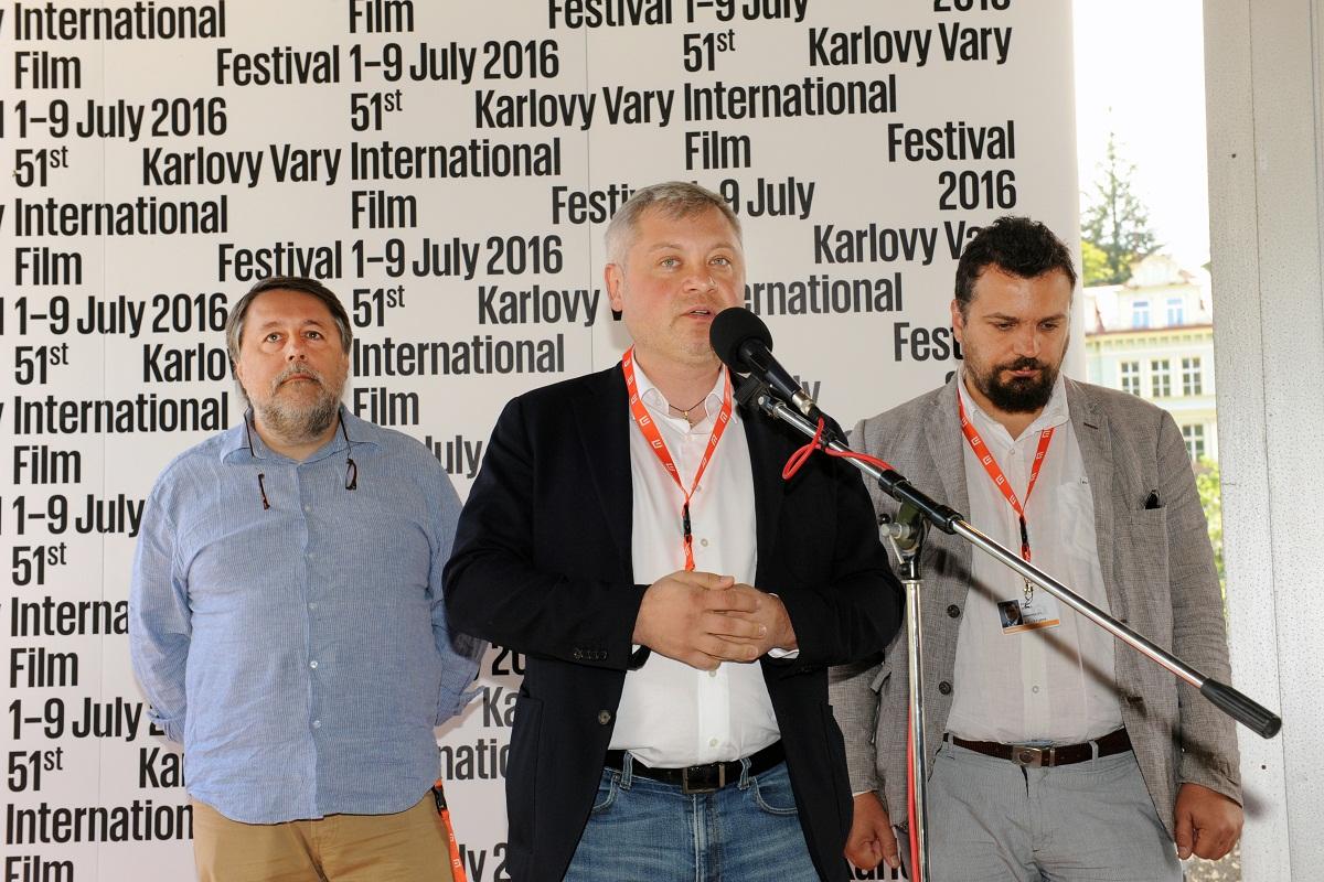 Вперше в історії українське кіно представили на 51-му МКФ в Карлових Варах - фото 1