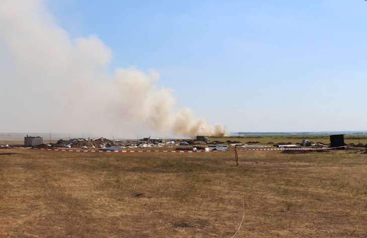 В Україні відтворили підрив збитого Boeing 777 - фото 2