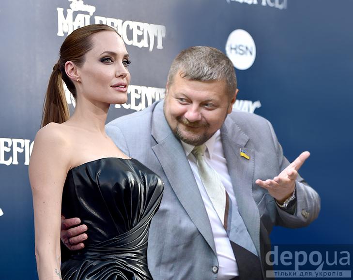 Кого з українців обере собі за чоловіка Анджеліна Джолі (ФОТОЖАБИ) - фото 5
