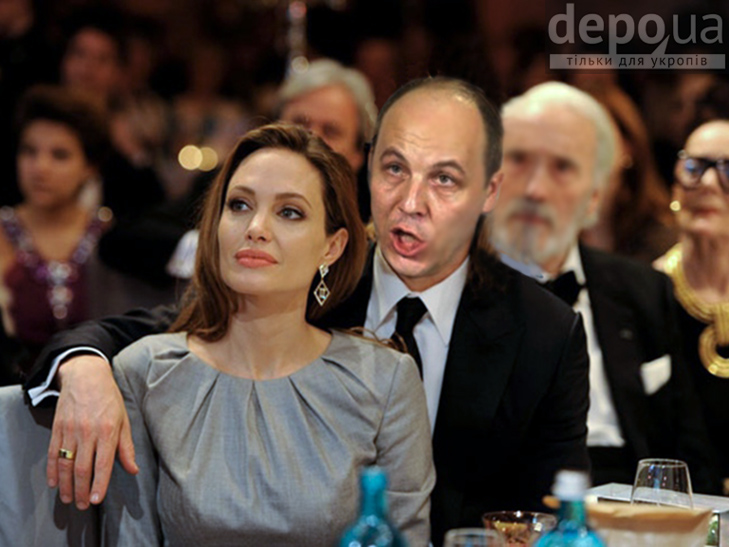 Кого з українців обере собі за чоловіка Анджеліна Джолі (ФОТОЖАБИ) - фото 2