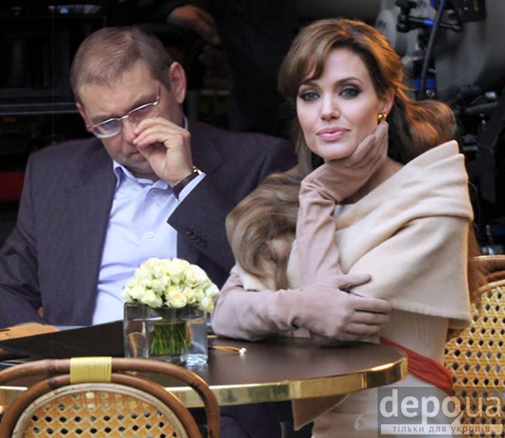 Кого з українців обере собі за чоловіка Анджеліна Джолі (ФОТОЖАБИ) - фото 1
