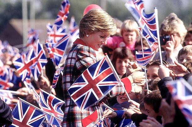 Як Кейт Міддлтон косить під принцесу Діану - фото 5