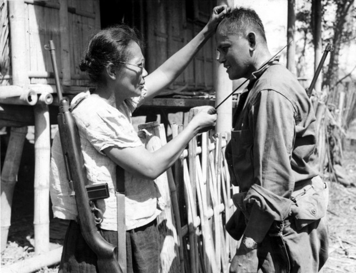 Топ-15 рідкісних фотографій Другої Світової війни - фото 13
