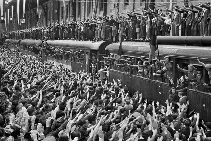 Топ-15 рідкісних фотографій Другої Світової війни - фото 16