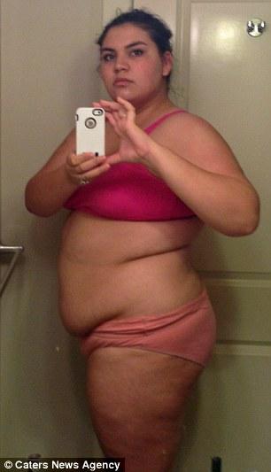 Як 25-річна вчителька схудла на 50 кг - фото 1
