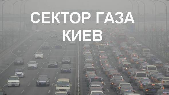 Їжачок в тумані і гламурний протигаз: ТОП-13 приколів про смог у Києві - фото 9