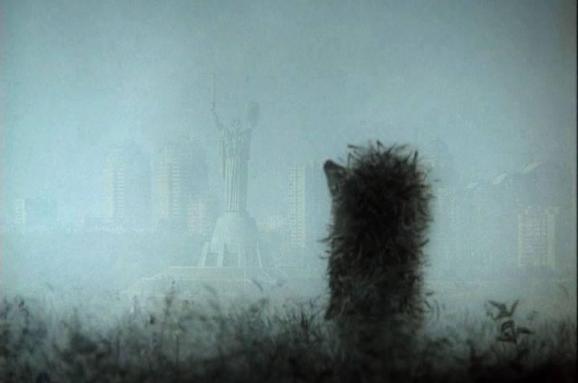 Їжачок в тумані і гламурний протигаз: ТОП-13 приколів про смог у Києві - фото 8