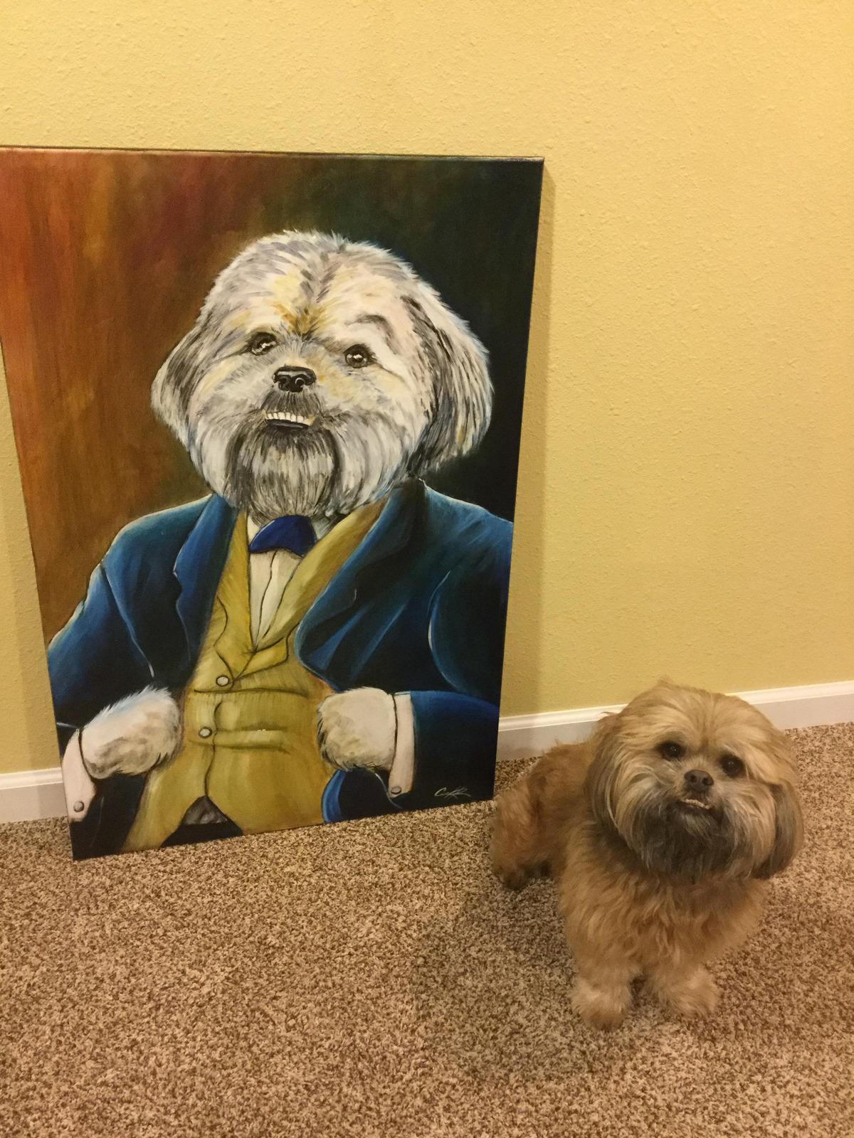 Як собака став аристократом - фото 1