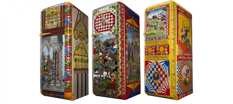 Dolce and Gabbana зайнялися стильними холодильниками - фото 3