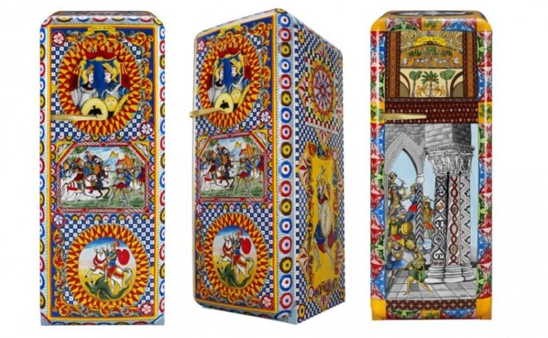 Dolce and Gabbana зайнялися стильними холодильниками - фото 2