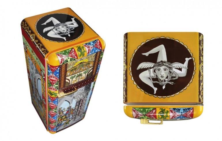 Dolce and Gabbana зайнялися стильними холодильниками - фото 1