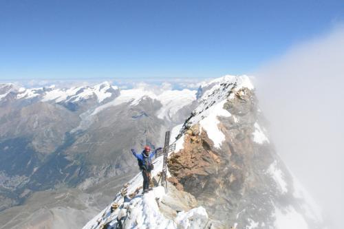 Харків'янин підкорив вершину, під час сходження на яку загинуло 400 альпіністів - фото 1