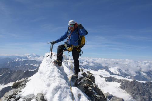 Харків'янин підкорив вершину, під час сходження на яку загинуло 400 альпіністів - фото 2