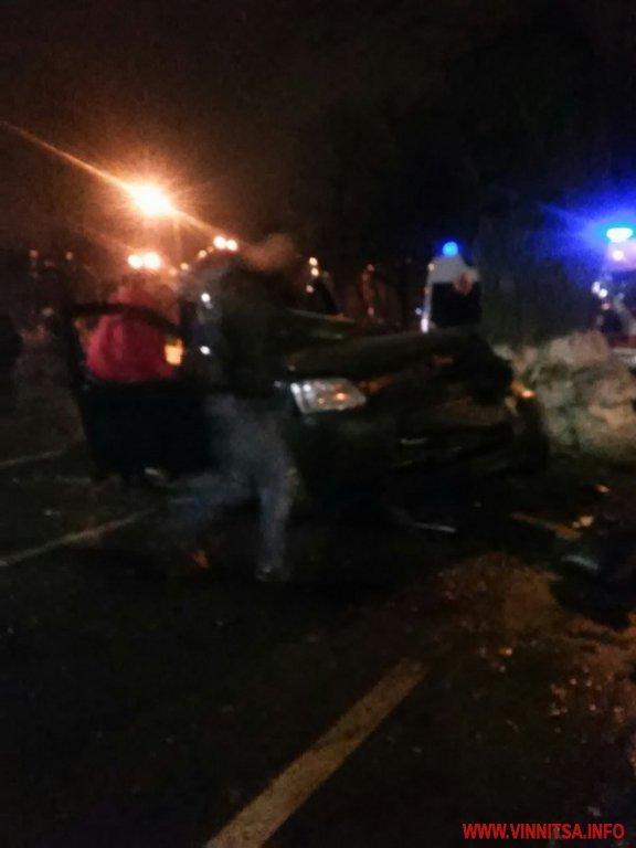 У Вінниці на Хмельницькому шосе сталось смертельна аварія - фото 2