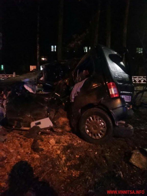 У Вінниці на Хмельницькому шосе сталось смертельна аварія - фото 1