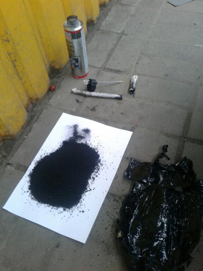 У Києві кинули вибухівку у магазин дитячого одягу - фото 2