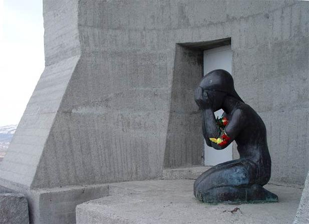 Хто такий Ернст Неізвєстний: найвідоміші скульптури митця - фото 9