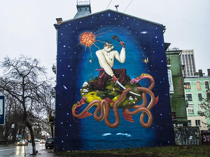 Усі мурали Києва - фото 3
