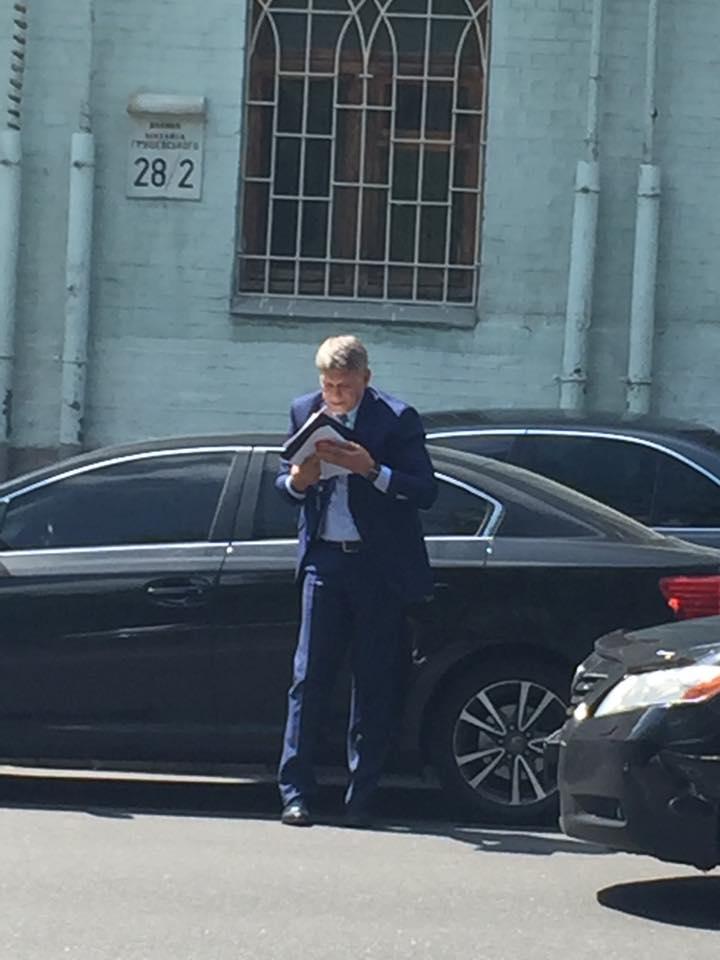 Міністр Насалик пояснив, як заробив штраф під Кабміном - фото 3