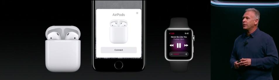 В Apple показали нові безпроводні навушники для iPhone-7 - фото 2
