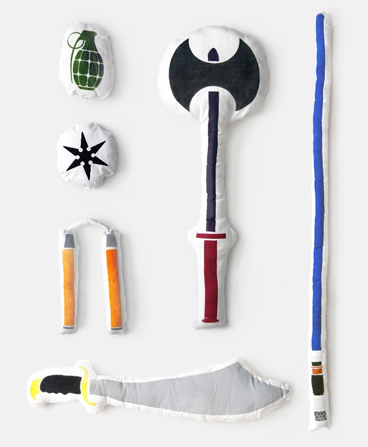 Матрац для обнімашек та сад на стіні: круті дизайнерські ідеї 2015 року - фото 18