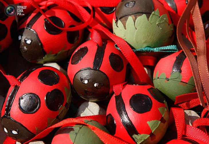 35 креативних ідей для Великодніх яєць - фото 24