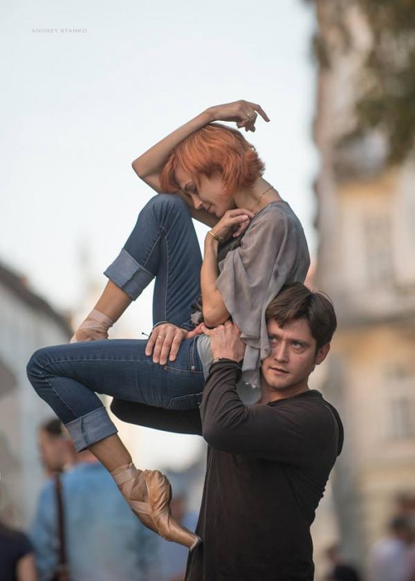 Українські танцівники долучилися до міжнародного проекту Ballerina  - фото 1