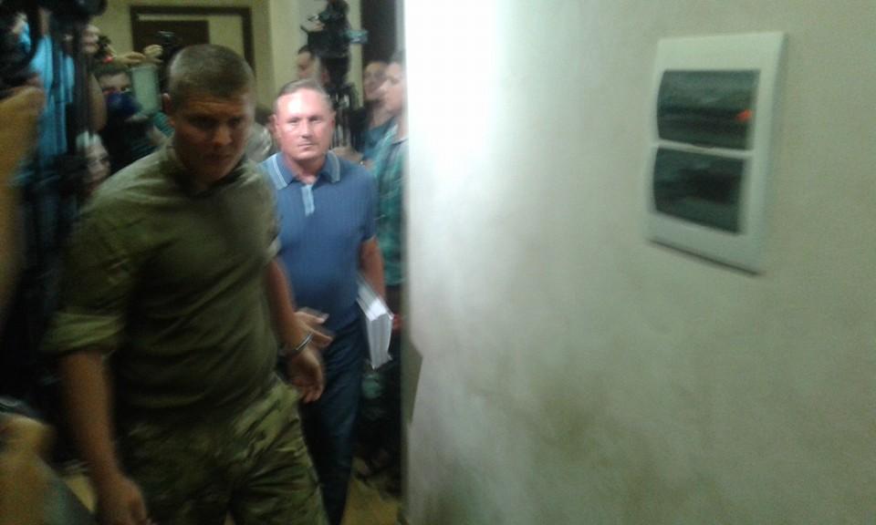 Єфремова привели  до суду (ФОТО) - фото 1