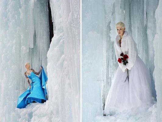 Як виглядає весільна фотосесія на шалено високій скелі - фото 5