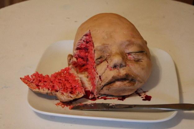 30-річна медсестра підірвала інтернет огидними тортами  - фото 5